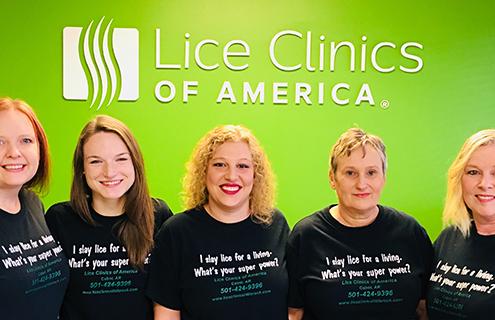 LCA Little Rock Professional Lice Technicians